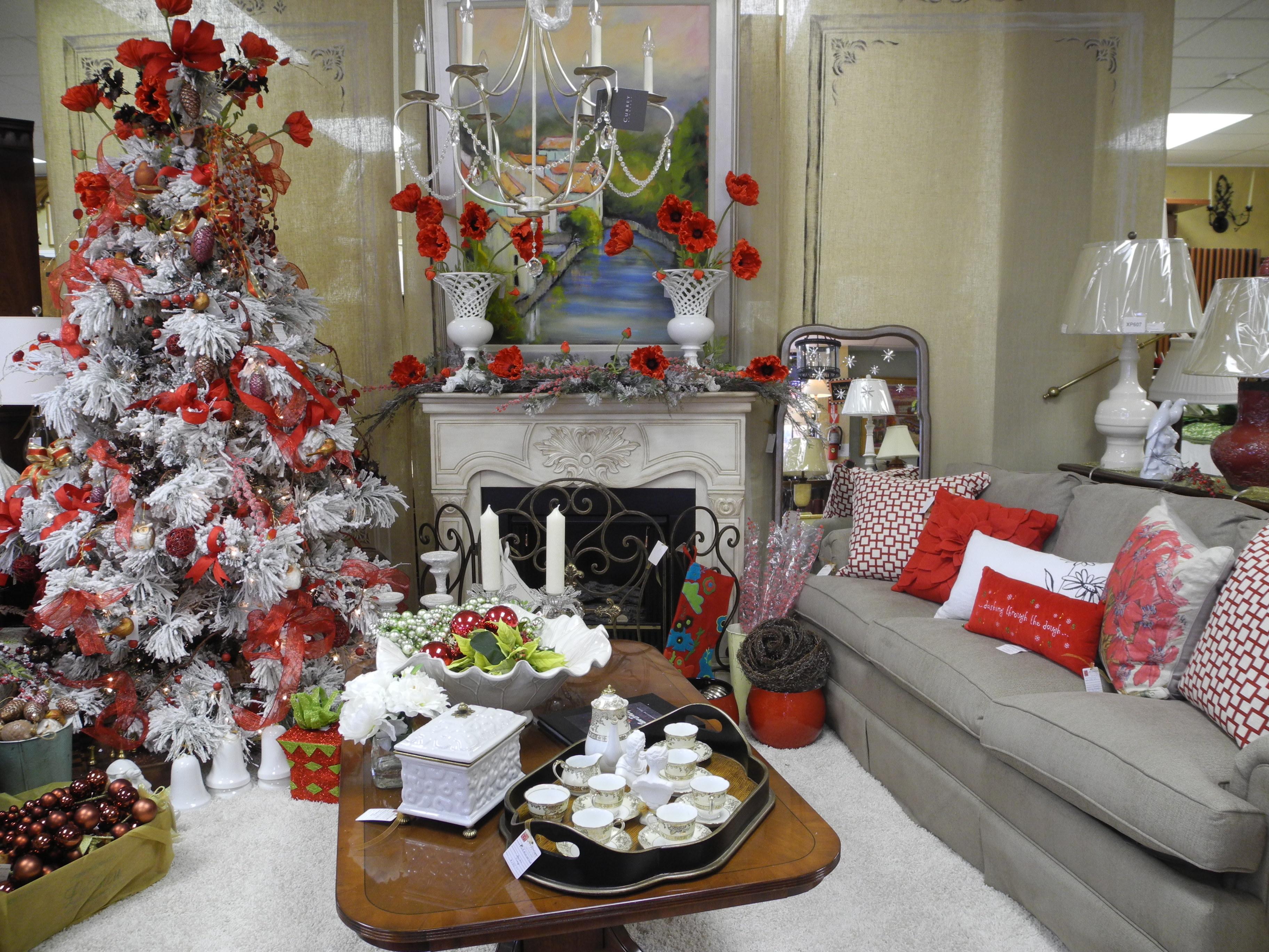 Interior Christmas Decorations north carolina's premier interior design firm | page 3